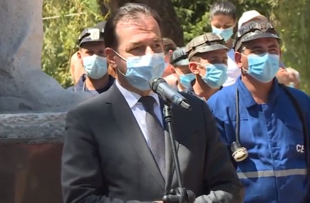 VIDEO Orban, huiduit de mineri. Premierul a uitat cum se numește mina Lonea