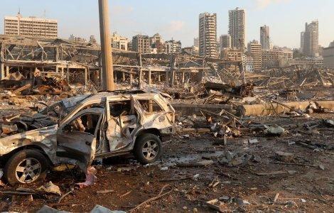 Libanezii vor ca țara lor să treacă sub conducerea Franței