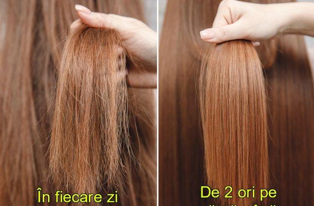 Părul tău are de suferit: 8 greșeli pe care le faci atunci când te speli pe cap