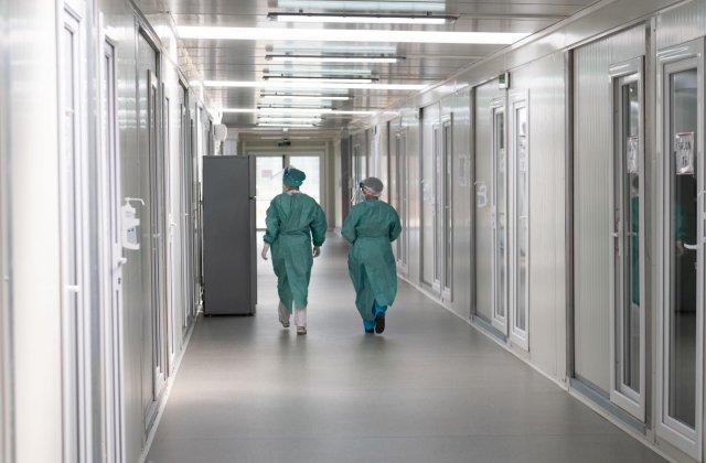Firea anunță că a fost deschis Spitalul Modular COVID din Pipera, cu o capacitate de 400 de locuri