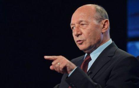 """Băsescu: """"Moartea unui interlop a devenit eveniment național"""""""