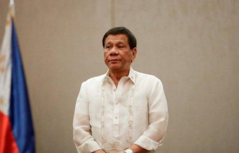 Președintele Filipinelor vrea să fie cobai pentru vaccinul...