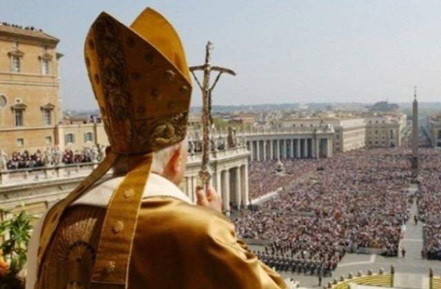 Conclavul pentru desemnarea viitorului papa incepe marti