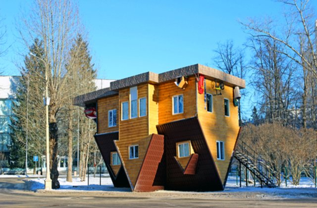 Nebunie sau creativitate? Top 10 cele mai ciudate clădiri din lume
