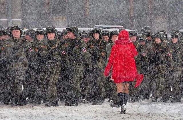 Adevărată față a Rusiei: 10 fotografii oneste de Aleksandr Petrosyan