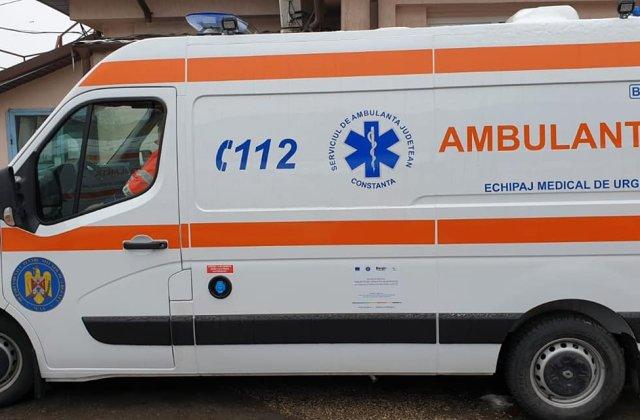 Copil rănit după ce a tăiat un cartuș. Acesta i-a explodat în față