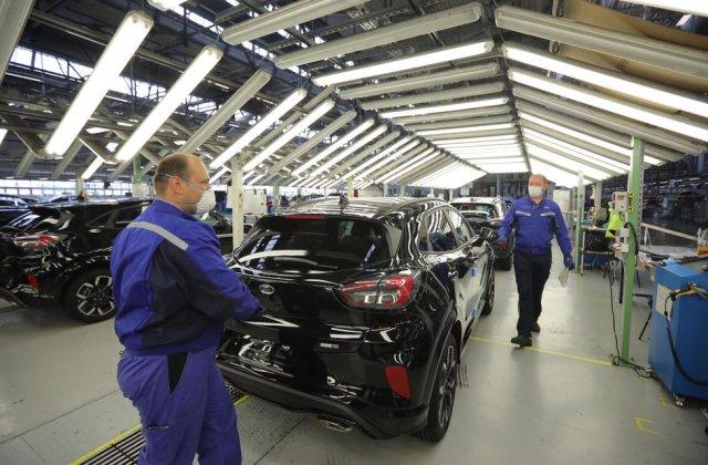 Studiu: România va avea cea mai rapidă recuperare a vânzărilor auto din Europa