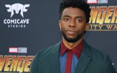 Actorul Chadwick Boseman,...