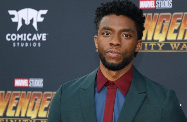 """Actorul Chadwick Boseman, cunoscut pentru rolul din """"Black Panther"""", a murit la doar 43 de ani"""