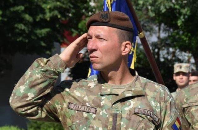 Un cadru militar a murit în Munții Făgăraș, după ce a cazut în gol de la 400 de metri