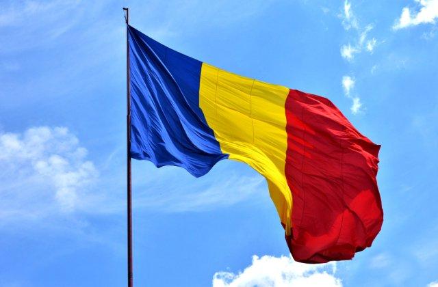 Pedeapsă cu închisoarea între 6 luni și 3 ani pentru profanarea drapelului României