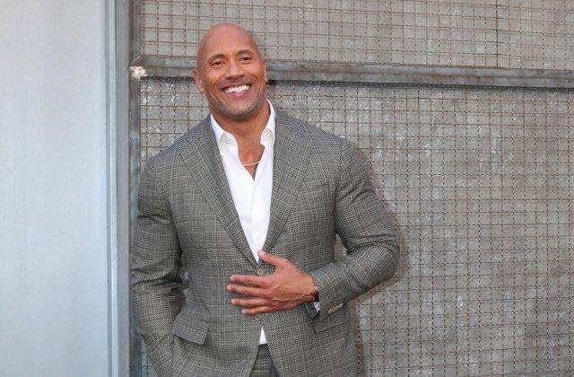 "Dwayne ""The Rock"" Johnson și familia sa, testați pozitiv cu Covid-19"