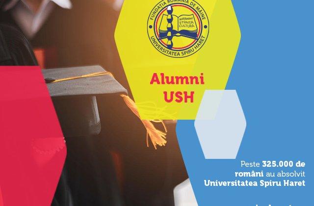 Poveşti de succes ale absolvenţilor Universităţii Spiru Haret