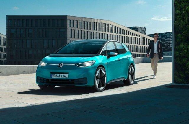 """Volkswagen: """"Suntem gata să depășim Tesla la producția de mașini electrice, dar și în cazul dezvoltării tehnologice"""""""