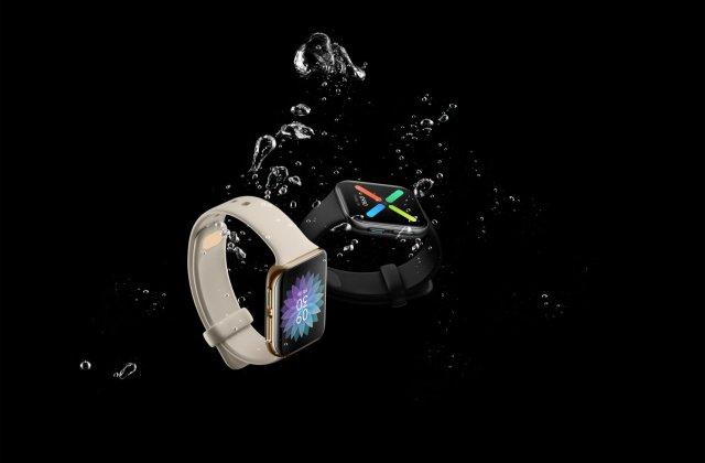 OPPO lansează primul smartwatch cu display dual-curved pe piața din România
