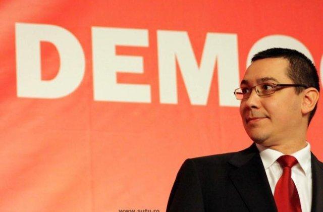 """Ponta, atac dur la adresa lui Orban: """"Cumpără primarii direct cu bani de la buget"""""""