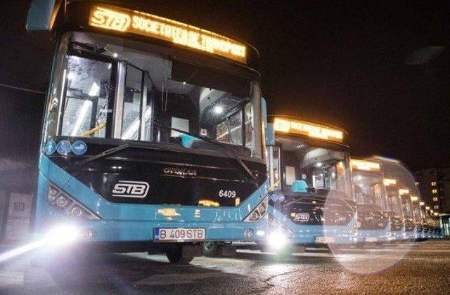 Primăria Capitalei fluidizează traficul autobuzelor cu ajutorul liniilor de tramvai