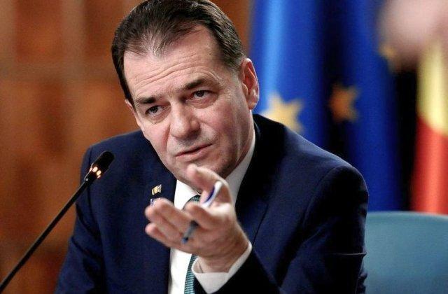 """Orban, despre relaxarea restricțiilor: """"M-am gândit să permitem manifestațiile"""""""