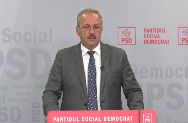 """VIDEO PSD cere demiterea Monicăi Anisie: """"Lipsa de organizare, lipsa totală de strategie și de proiect"""""""