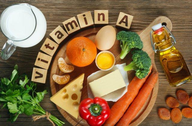 5 semne care arată că ai putea suferi de lipsa vitaminei A