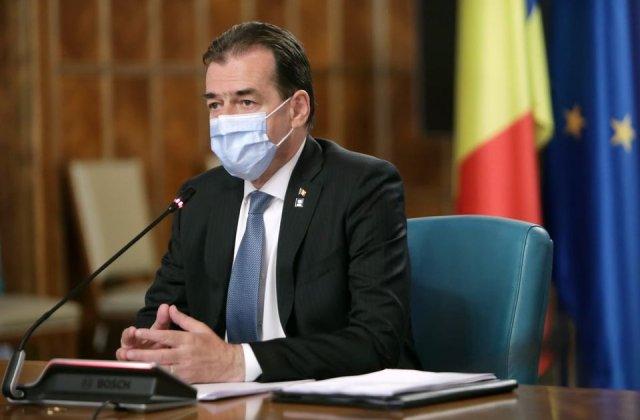"""Orban, despre masca de protecție: """"Omul nu s-a născut cu cravata la gât, dar s-a obișnuit"""""""
