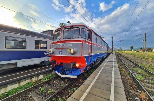 Trenul de la Gara de Nord spre Otopeni va circula la un interval de 50 de minute