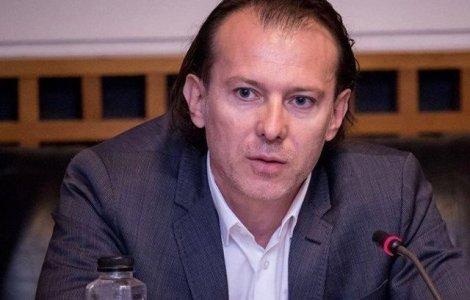 """Cîțu: """"PSD a votat să crească deficitul bugetar la 15% în 2020"""""""
