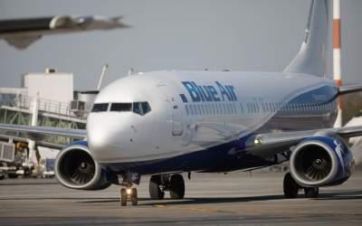 Compania aeriană Blue Air,...