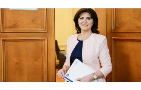 Monica Anisie a pierdut încrederea premierului și a colegilor de...