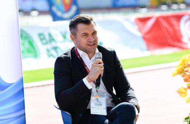 """Stroe: """"În România are loc cel mai important eveniment de atletism din Europa, după pandemie"""""""