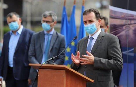 """Orban: """"Moldova va fi beneficiara investiţiilor Guvernului în..."""