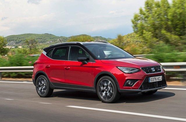 Seat introduce o versiune nouă pentru Arona: motor de 1.5 litri benzină de 150 CP și transmisie automată