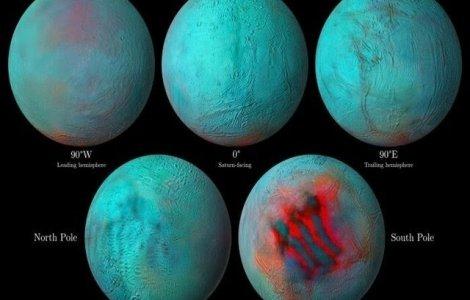 Descoperire uriașă făcută de NASA: Ce au găsit pe una una lunile...