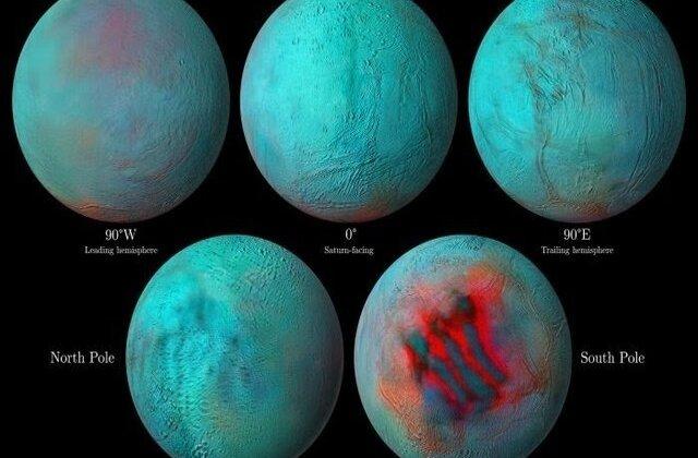 Descoperire uriașă făcută de NASA: Ce au găsit pe una una lunile planetei Saturn