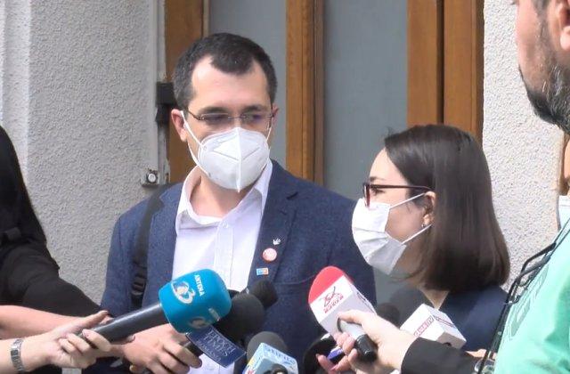 Reprezentanții alianței USR PLUS au depus plângere penală împotriva Gabrielei Firea