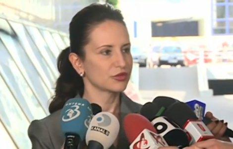 Șefa DIICOT, Georgiana Hosu, a demisionat