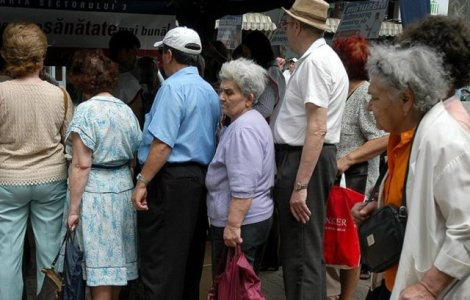 Românii își pot cumpăra vechime pentru pensie conform unui proiect...