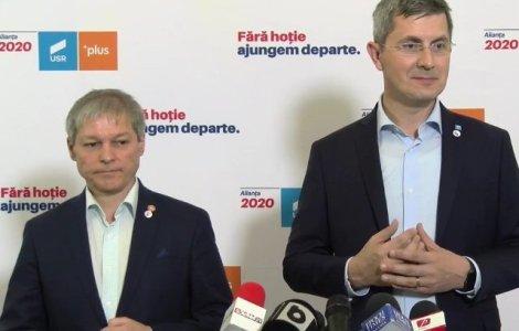 Barna și Cioloș propun măsuri pentru ghișeul unic și fondurile...