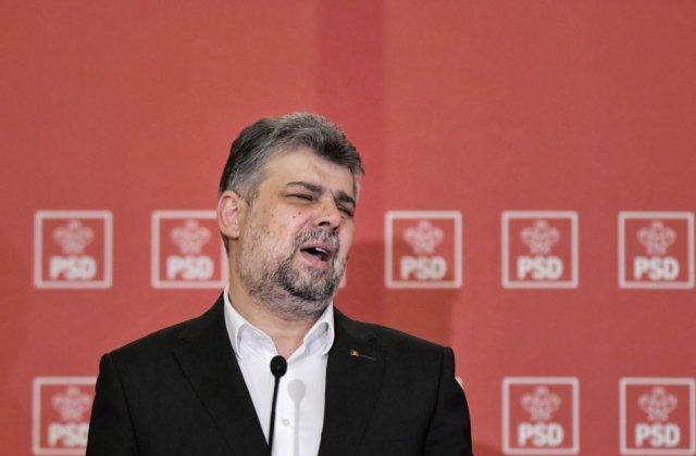 """Marcel Ciolacu îl acuză pe Orban că face ilegal campanie electorală: """"Vom depune plângeri penale la DNA"""""""