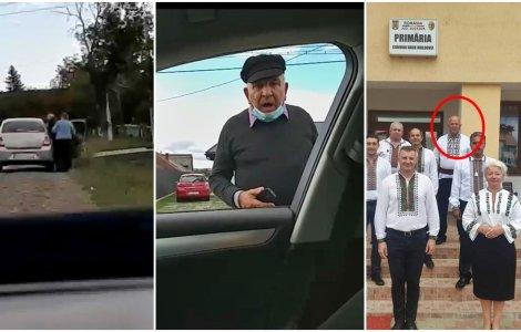 VIDEO Doi candidaţi PSD, acuzaţi că transportă oameni la vot cu maşina