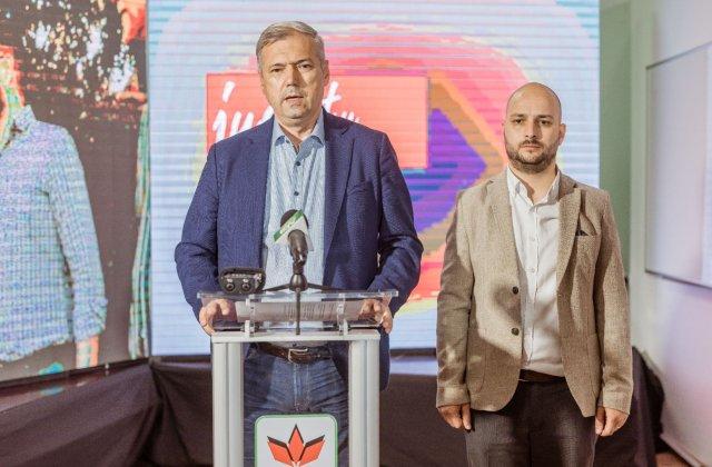 UDMR a câștigat 40 de primării în Mureș, printre care Târgu Mureș și Reghin