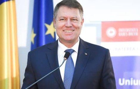"Iohannis: ""PSD a pierdut inclusiv acolo unde baronii se credeau..."
