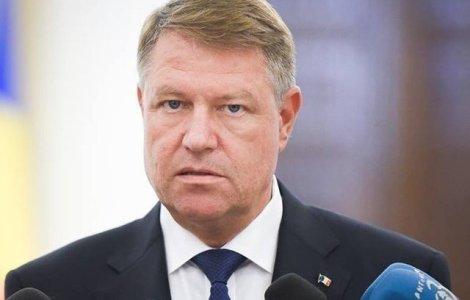 Klaus Iohannis va participa la reuniunea Consiliului European de la...