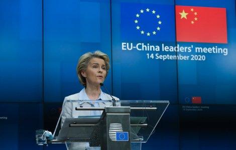 Dezamorsarea tensiunilor SUA-China, geopolitică europeană în devenire