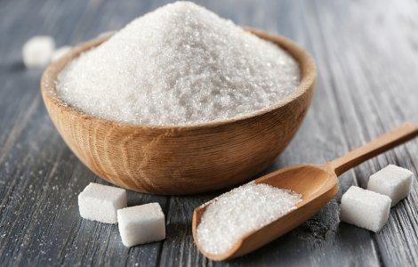 Prețul zahărului a crescut cu 14% în luna septembrie