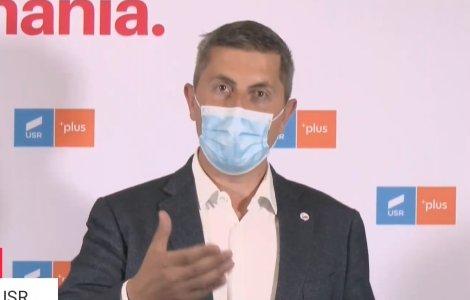 """VIDEO USR răspunde acuzațiilor PSD: """"O minciună și un fals"""""""
