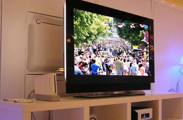 GfK: Romanii si-au cumparat televizoare de 256 mil. euro in 2012