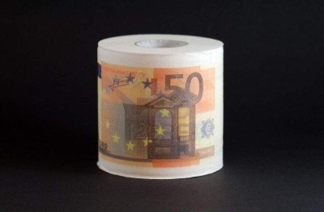 Treaba mare costa: Hartie igienica de 30.000 de euro pentru deputati