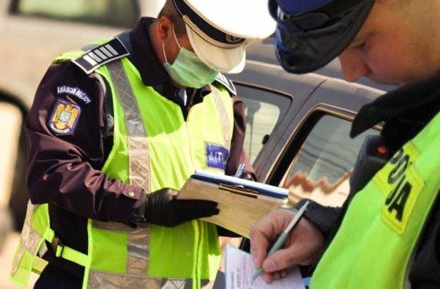 Controale sub acoperire. Polițiștii îmbrăcați în civil vor aplica amenzi celor ce nu respectă măsurile de siguranță