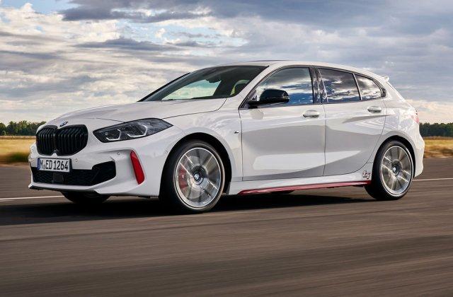 Versiune nouă pentru Seria 1: BMW 128ti dezvoltă 265 de cai putere și va avea un preț de pornire de aproape 41.200 de euro